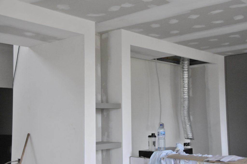 Metal Stud Plafonds Zonhoven